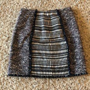 Pencil Multi-Color Skirt